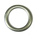 Metall-Ring gross 40mm silber