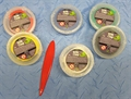 Silk Clay Set à 6 Farben Basic
