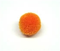 Pompon 15mm p.Stk. s.Vorrat orange
