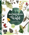 Buch EMF Watercolor Wald
