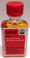 Schellack Lukas 125ml goldgelb