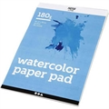 Aquarellpapier-Block A4 20Bl. 180g
