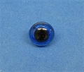 Glasaugen 12mm blau